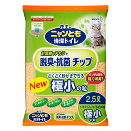 ニャンとも清潔トイレ脱臭・抗菌チップ